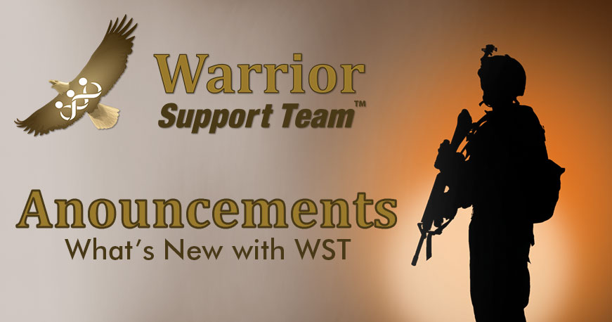 WST Announcements