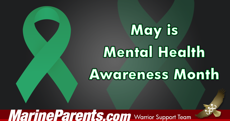 Mental Health Awareness Month Warrior Support Team