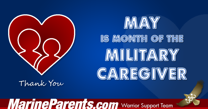 Month of the Military Caregiver Warrior Support Team