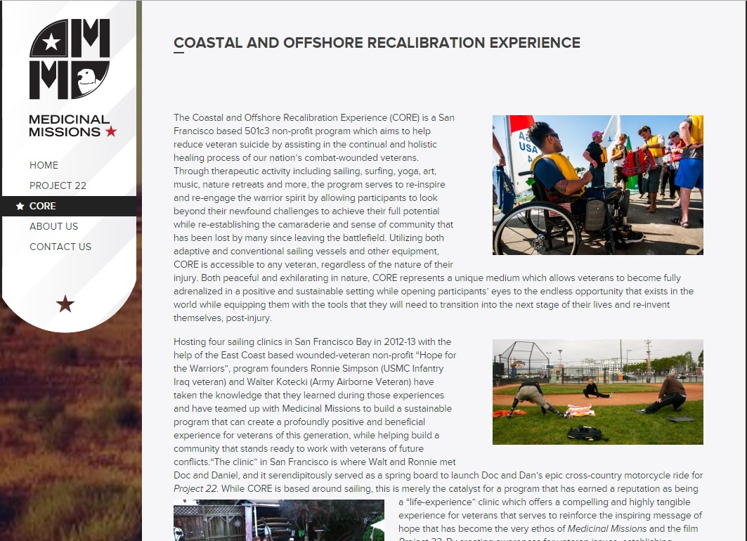 COASTAL AND OFFSHORE RECALIBRATION EXPERIENCE Screen Shot