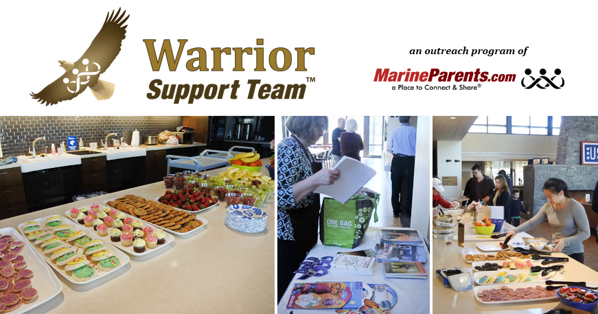 Warrior Support Team East Dinner 03-18-2018