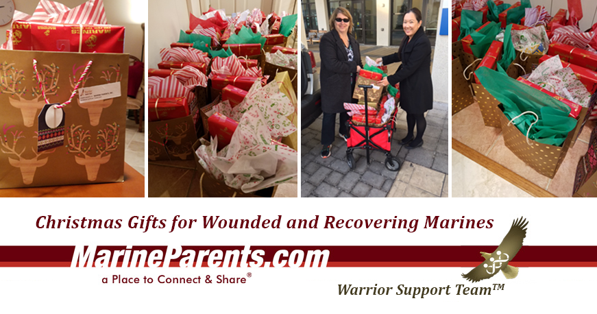 2017 Gifts and Trips for Warriors